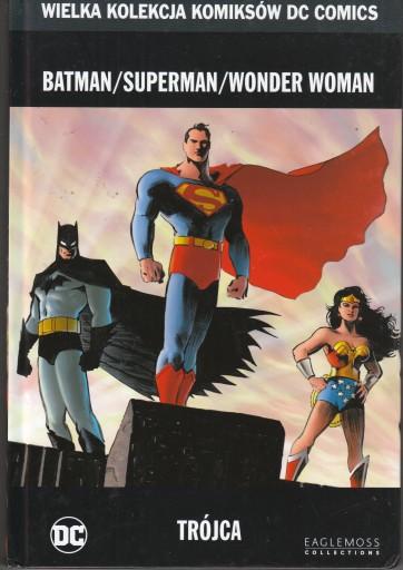 W.K.K.TOM 30 - SUPERMAN | BATMAN | WONDER WOMAN: