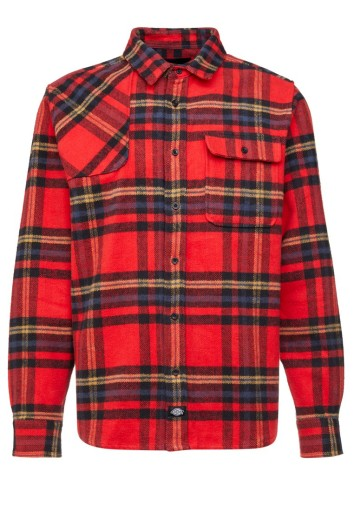 Koszula Dickies Prestinburg Red