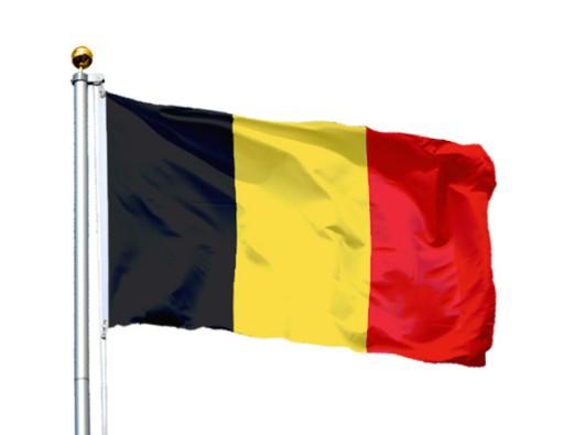 Flaga Belgia 150x90 Flagi Belgii Belgium Belgien 5056496925 ...