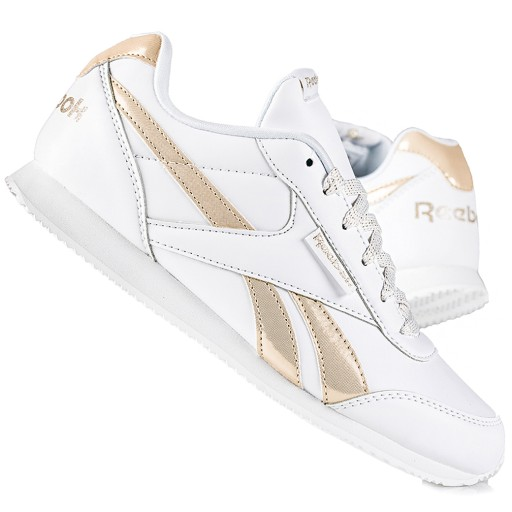 Złote w Sportowe buty damskie Reebok Allegro.pl