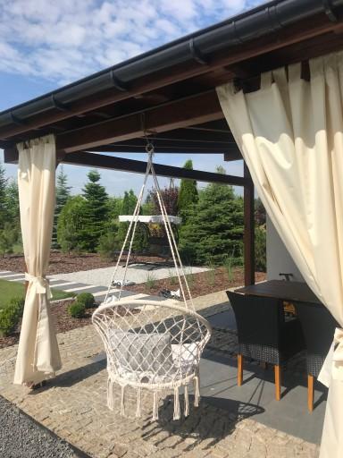 Zasłona Do Altany Taras Ogród Balkon Decohouse