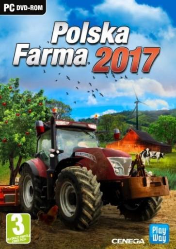 Farming Simulator 17 + Polska Farma 17 Symulator