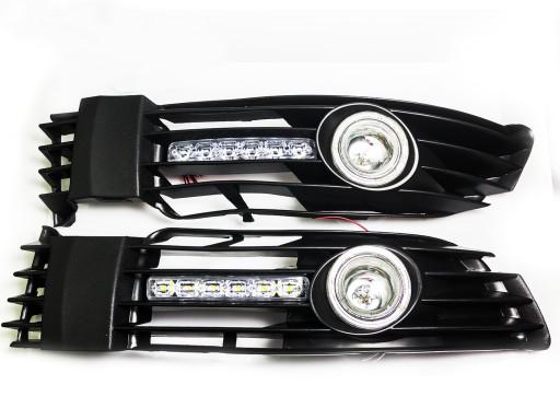 Lampy Przod Vw Passat B5fl 3bg Led Diodowe Black Pajeczno Allegro Pl