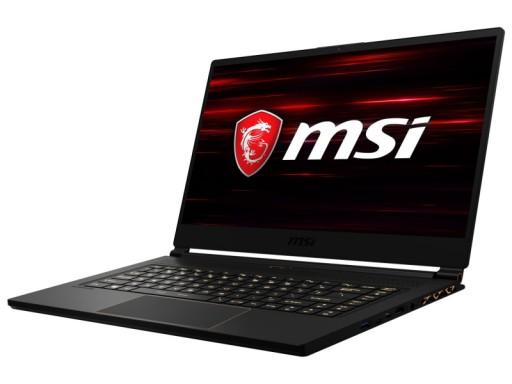 MSI GS65 Stealth 8SF 15,6' i7 RTX2070 24GB 512 SSD