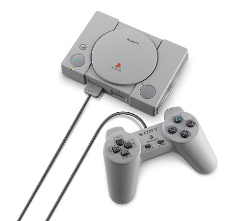 Konsola Sony Playstation Classic Pady Gry Ps1 Psx Stan Nowy 9149142826 Allegro Pl