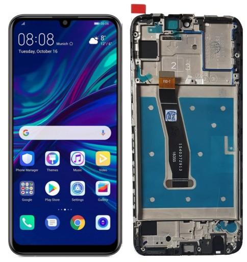 HUAWEI P SMART 2019 ekran LCD dotyk RAMKA cz.