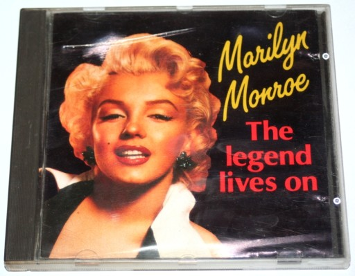 1544a723a02ebc MARILYN MONROE - THE LEGEND LIVES ON - WORLD STAR (7599418249 ...