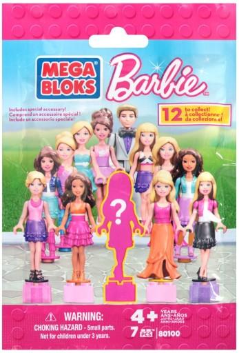 Mini Lalka Barbie - Figurka Saszetka Niespodzianka