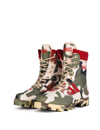 Buty DOUBLE RED Red Jungle Camodresscode rozm.39