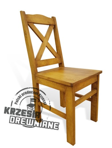 Krzesłakrzesło Woskowanerustykalne Producent