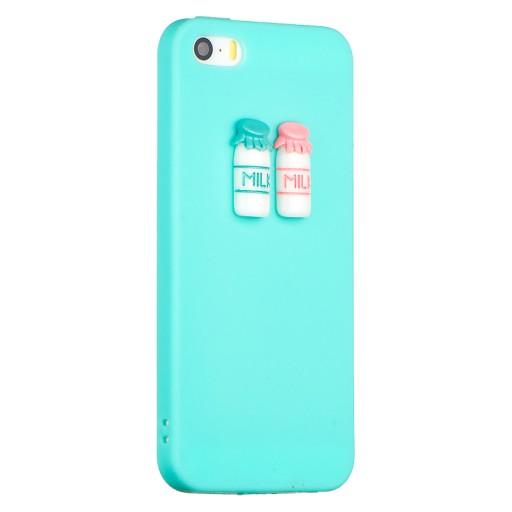 Iphone 5 5s Se Etui Silikonowe 3d Butelki Mlekiem 7191776519 Sklep Internetowy Agd Rtv Telefony Laptopy Allegro Pl