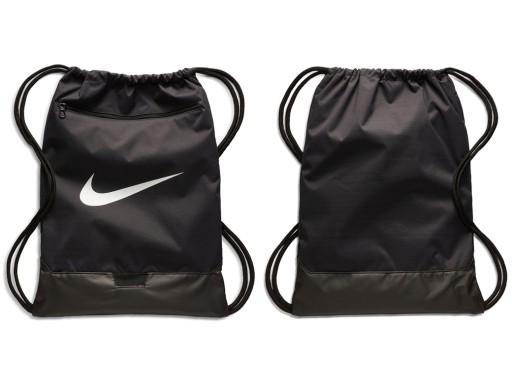 trampki przemyślenia na temat świetna jakość Plecak, worek sportowy na buty Nike BA5953-010