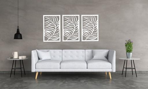 Dekoracyjne Panele 3d Obrazy Ażurowe Do Salonu