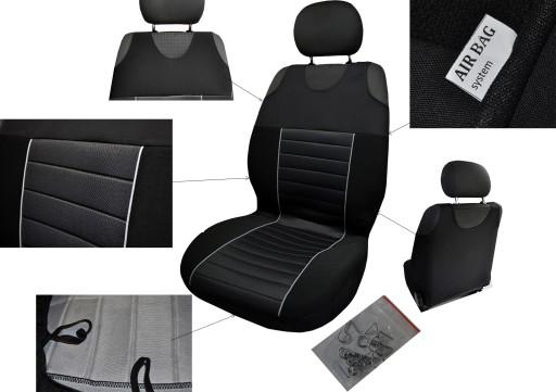 Koszulki Pokrowce Samochodowe Na Siedzenia Fotele Nisko Allegro Pl