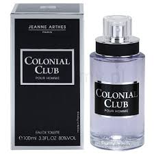 Jeanne Arthes Colonial Club EDT 100ML
