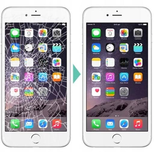 Wymiana ekranu LCD iPhone 7 Plus 8 Plus