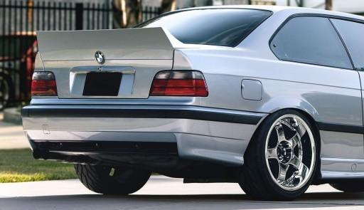 SPOILERIS DUCKTAIL BMW E36 COUPE RAKETA DRIFT