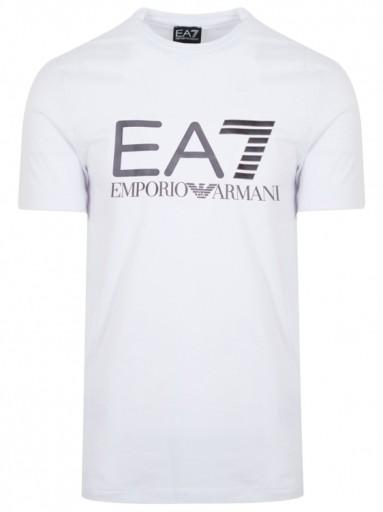 EA7 Emporio Armani koszulka T-Shirt NEW roz: XL 10727735878 Odzież Męska T-shirty UW QLSXUW-3