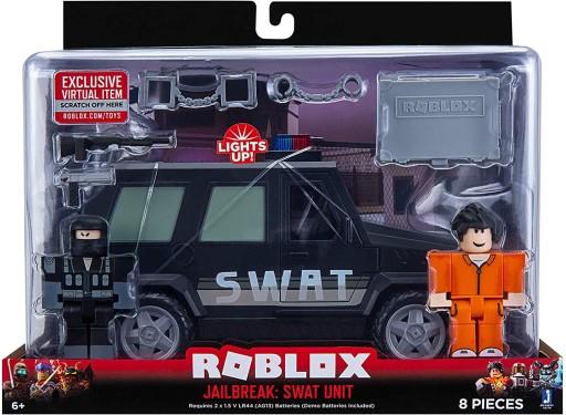 Kody Do Radia W Roblox Jailbreak Roblox Wiezienie Jailbreak Swat Duzy Pojazd Kod 8361937219