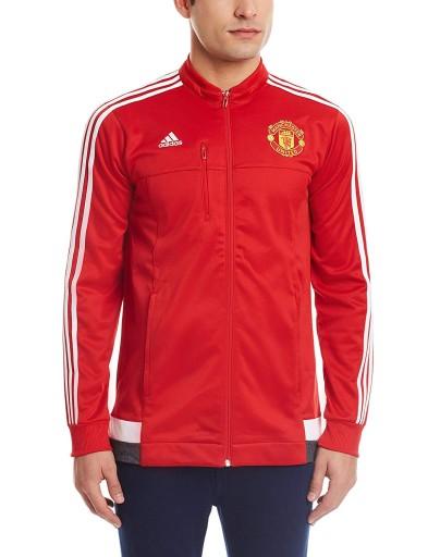 Męska bluza z kapturem adidas Originals Manchester United