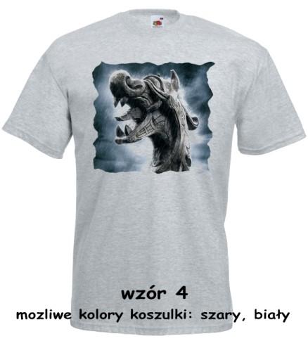 KOSZULKA męska VIKINGOWIE VIKINGS wikingowie L* 9388976151 Odzież Męska T-shirty RT RGURRT-2