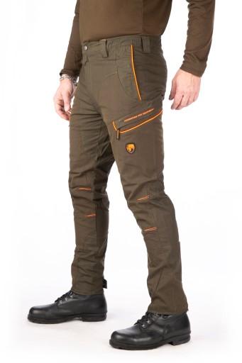 Spodnie MUFLONE wzmocnione, letnie UNiVERS,r,54