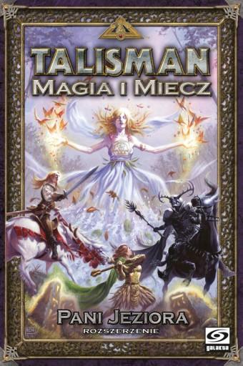 Talisman Magia I Miecz Pani Jeziora Gra Planszowa 148 Zl 5940506027 Allegro Pl