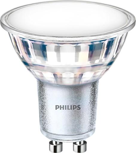 Żarówka LED GU10 5W 50W 520lm PHILIPS 3000K 120D