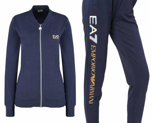 EA7 Emporio Armani dres sportowy damski NOWOŚĆ M