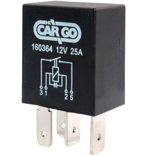 NEW VERSATILE RELAY Micro z LED 12V 25A