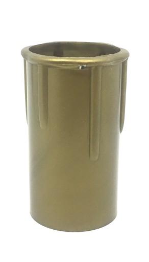 Gilza OSŁONKA ŚWIECZKA DO ŻYRANDOLA Ø30mm H5,9cm