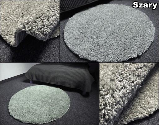 Okrągły dywan SHAGGY ROYAL 300x300 Koło 14 kolorow