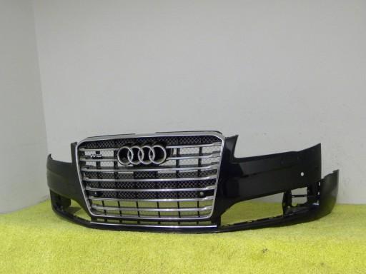 Zderzak Audi A8 D4 4H Lift 14- Grill Nówy W12 6PDC