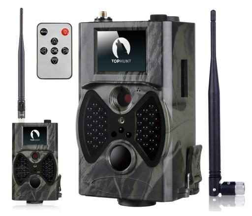 Kamera Leśna HC-300M FOTOPUŁAPKA 1080p MMS POLSKI