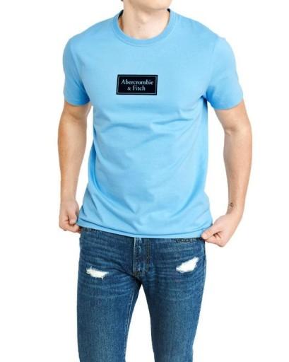 ABERCROMBIE HOLLISTER t-shirt koszulka LOGO M