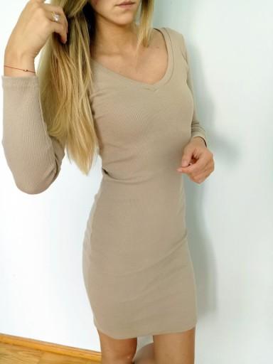 Sukienka Larysa - Beż