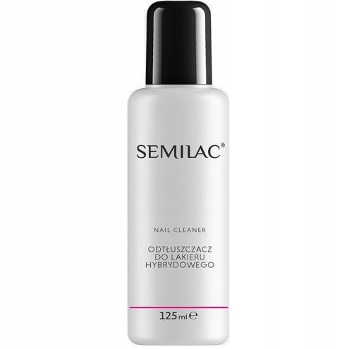 Semilac Nail Cleaner Czysty Odtluszczacz 125ml 6209752706 Allegro Pl