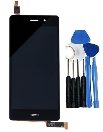 Ogromny WYŚWIETLACZ LCD HUAWEI P8 LITE ALE-L21 2 KOLORY 7285802900 CU01