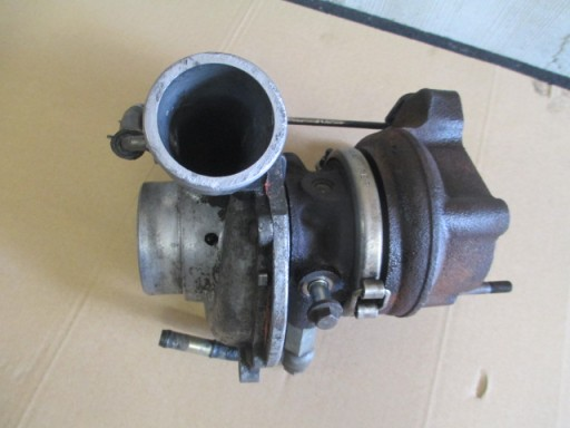 TURBO KOMPRESORIUS TROOPER II 3.0 DTI 8972572000 1998M-04