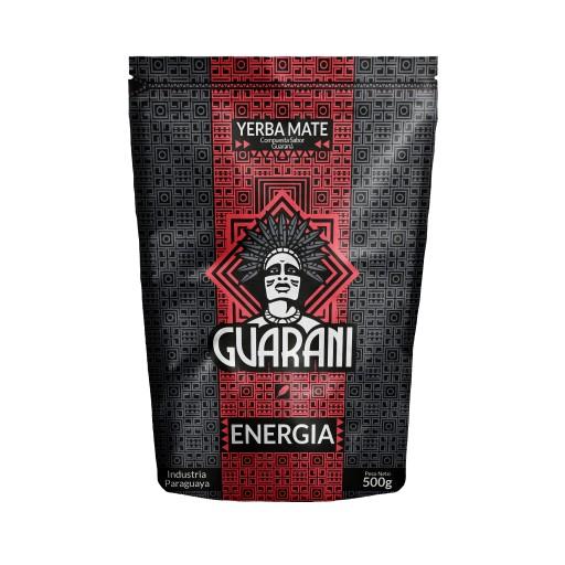 Yerba Mate Guarani Energia con Guarana 0,5kg 500g