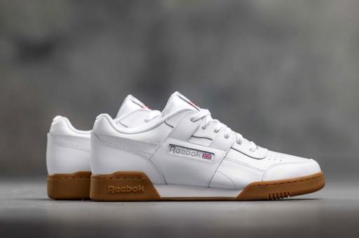 Reebok Classic Workout Plus White Gum Leather 8331333148 Allegro Pl