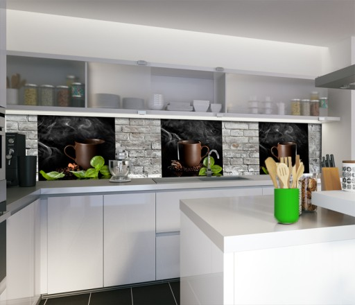 Szkło Do Kuchni 60x60 Panel Szklany Hartowany