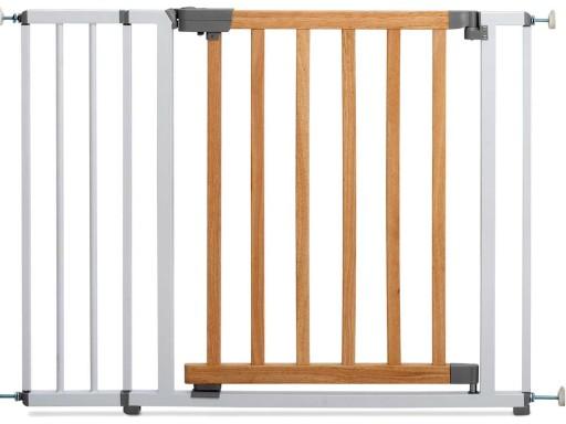 Bramka Zabezpieczajaca Rozporowa Na Schody 73 98cm 7551277018 Allegro Pl