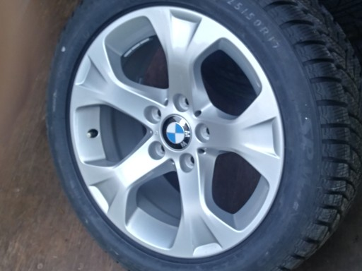 NEW ONES RIMS THE WHEEL 17 5x120 BMW RSC X1 E84