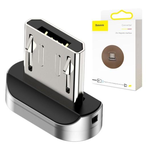 Baseus Wtyczka Do Kabla Magnetycznego Micro Usb 9021683372 Sklep Internetowy Agd Rtv Telefony Laptopy Allegro Pl