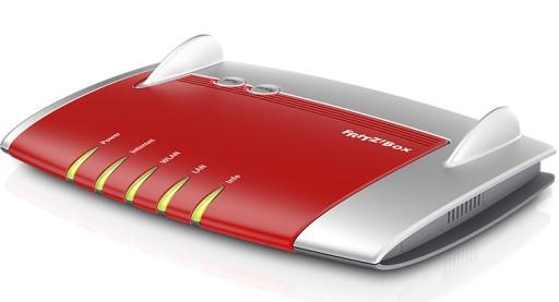 FRITZ!Box 4040 - router bezprzewodowy WiFi USB NAS