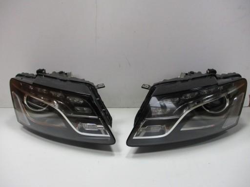 Lampa Lampy Xenon Bixenon Audi Q5 8R0