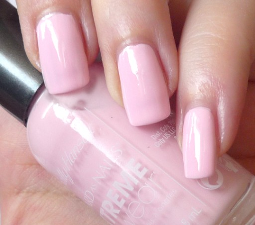 Sally Hansen Xtreme Lakier Tickled Pink Nr 199 115 8979250580 Allegro Pl