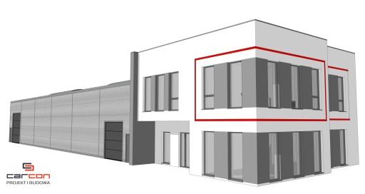 Projekt i budowa Biurowiec + hala magazynowa