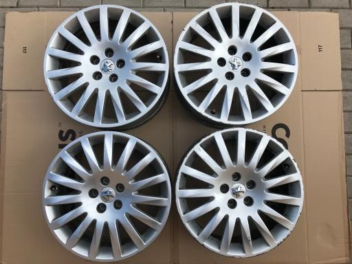 Peugeot 607 407 Felgi Aluminiowe 75x18 5x108 7457681294 Allegropl